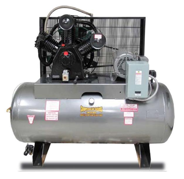 Item B153h128 E Cas 15hp Reciprocating Compressor Elite