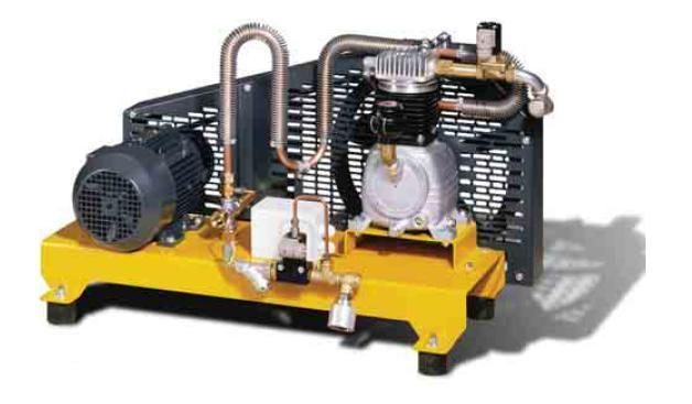 Item N 60 G Kaeser Booster Compressor On Compressed Air