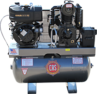 CAS Diesel Driven Reciprocating Air Compressor (10 HP)