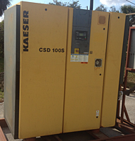 Item Kaeser Csd 100s On Compressed Air Systems Inc