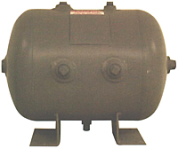 Horizontal Air receivers 1-30 Gallons
