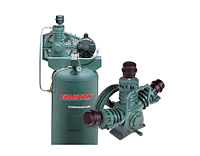 Commandair Single-Stage Reciprocating Air Compressors