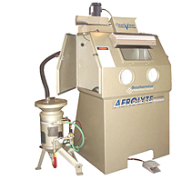 Aerolyte® Bicarbonator Soda Blast Equipment