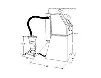 Aerolyte® Bicarbonator Soda Blast Equipment - 2