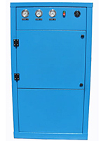High Pressure Reciprocating Piston Air Cooled Air Compressors