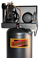Kellogg-American Industrial Electric Air Compressors