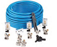 Maxline HDPE Compressed Air Piping System Master Kits