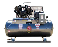 CAS 10hp Reciprocating Compressor