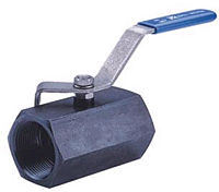 Stainless Steel Reduced Port Ball Valve