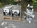 Used Becker Pumps Dental Package