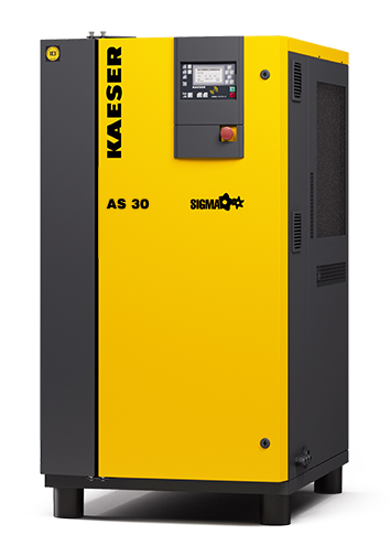 AS Series Kaeser Rotary Screw Compressor 20HP
