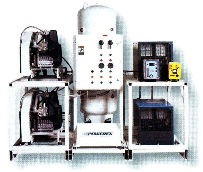 Item Mpd0508 Medical Air Compressor Package Duplex