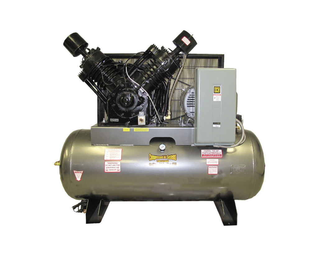 25 Hp Reciprocating Air Compressors On Compressed Air