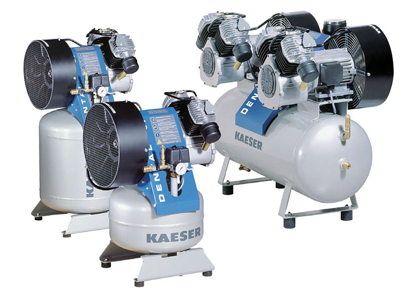 Kaeser Dental Compressors On Compressed Air Systems Inc