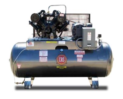 Item B103h126 E Cas 10hp Reciprocating Compressor Elite