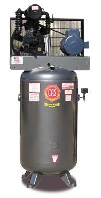 Item B53v84 E Cas 5hp Reciprocating Compressor Elite