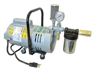 Cap 1 Ambient Air Pump On Compressed Air Systems Inc