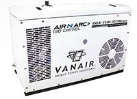 Vaniar® 14.5 Horsepower (hp) Vehicle Mounted Compressor (051803)