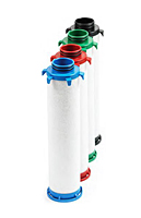Nano Replacement Filter Elements On Compressed Air