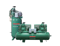 Advantage Series Reciprocating Air Compressors