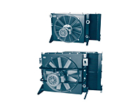 AOC Series Aftercoolers/Oil Coolers