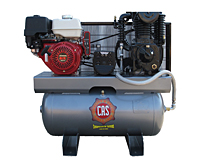 Reciprocating Air Compressors with Generator