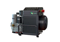 Compack Basic 2.7 to 3.5 kW Rotary Screw Compressors