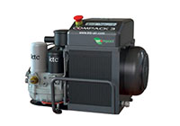 Compack 2.7 to 3.5 Kilowatt (kW) Rotary Screw Compressors