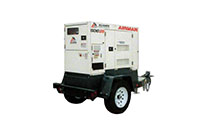 Airman® 25 Kilo Volt Ampere (kVA) Prime Power Electrical Power Generator