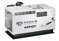 Abovedeck Hydraulic Driven (ADHD) Air Compressors