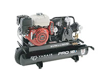Vanair® PRO Series 150 Pound per Square Inch (psi) Portable Reciprocating Air Compressor - 10 Gallon Configuration