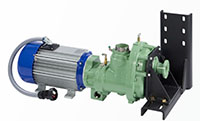 Genair® Power Take Off (PTO) Shaft Driven Air Compressors with Generator