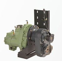 V2™ Power Take Off (PTO) Shaft Driven Air Compressors with SAE B Pump Pad