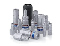 CEJN eSafe™ Series 320 Standard High Flow Safety Couplings