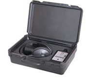 Supplied in a Protective Case, Complete with Headset and Focussing Probes