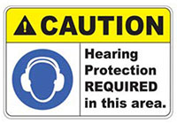 Ultrasonic Air Leak Detectors - Caution