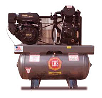 CAS Portable Reciprocating Compressor (2)