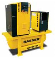 Kaeser Packaged Aircenter Compressor System