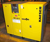 Item Sk 20 Kaeser Sk 20 Aircenter On Compressed Air