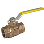 Bronze Domestic Full Port Ball Valve