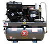 CAS Gas 13hp Kohler Rotary Screw Air Compressor