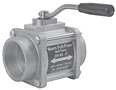 One-Way Ball Valve