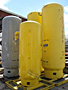 Used Vertical Air Receiver Tanks